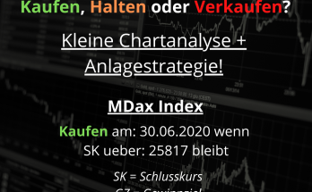 MDax Index