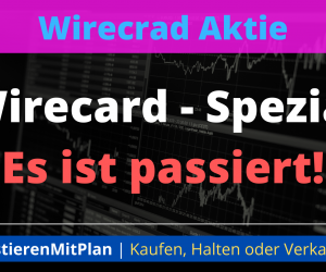 Wirecard Aktie